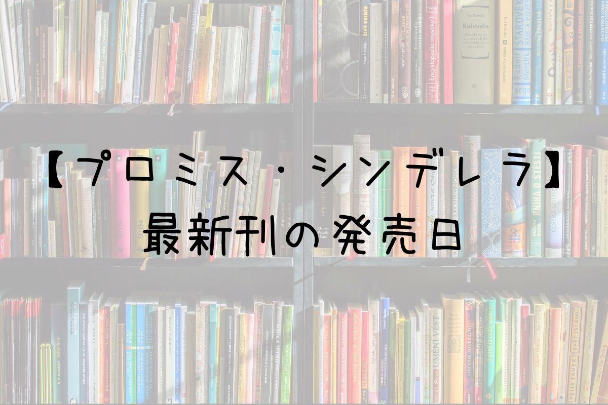 プロミスシンデレラ 13巻 発売日